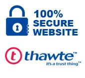 Secure Website Thawte