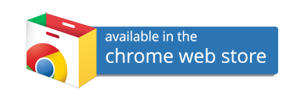 Available in Chrome Web Store button