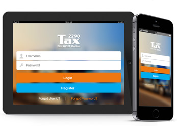 Tax 2290 Mobile apps to e-file from anywhere anytime Order Form App For Ipad on organization order, internet order, iphone app order, ios 8 app order,
